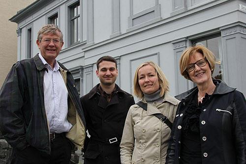 Per Lægreid, Peter Lango, Lise H. Rykkja og Anne Lise Fimreite står bak en ny undersøkelse om nordmenns holdninger til terror, personvern og samfunnsikkerhet.