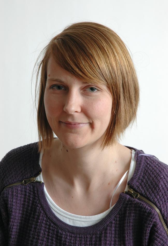 Postdok Katrine Vellesen Løken