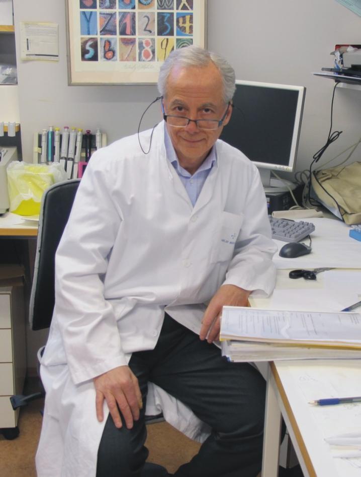 Professor Laurence A Bindoff