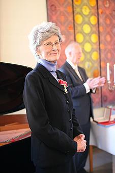Anne Elisabeth Ljunggren har fått æren for å løfte fysioterapi opp fra et...