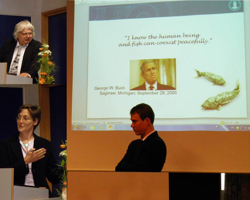Disputasen er en offentlig presentasjon av forskningen doktoranden har gjort,...