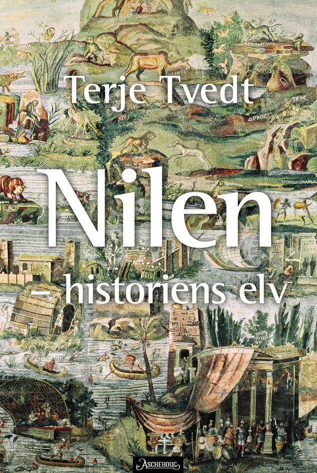 Boken Nilen er utgitt på Aschehoug forlag.