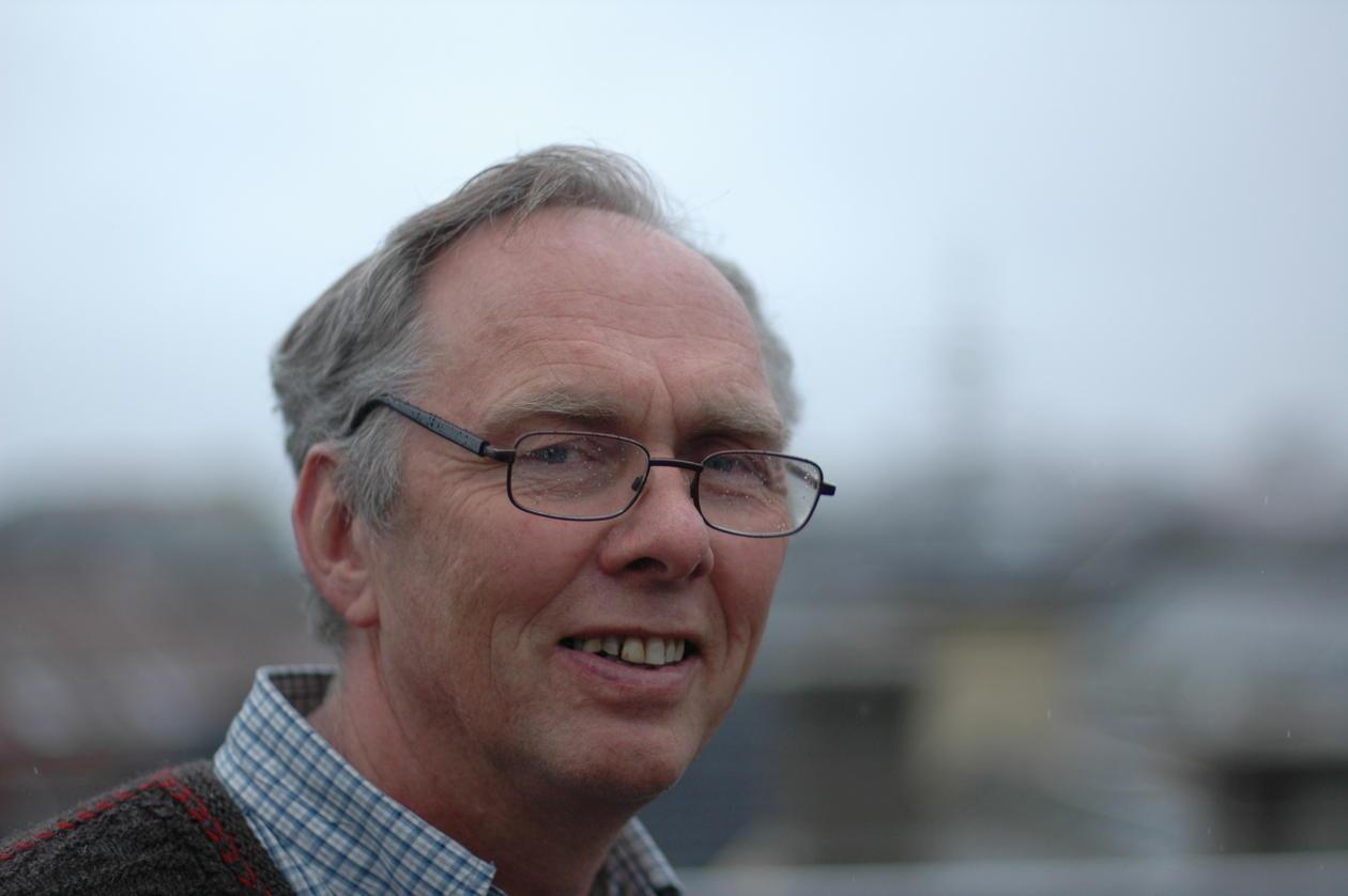 Direktør og professor Rune Nilsen ved Senter for internasjonal helse..