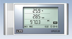 OPUS 20 THIP for the measurement of temperature, humidity and pressure