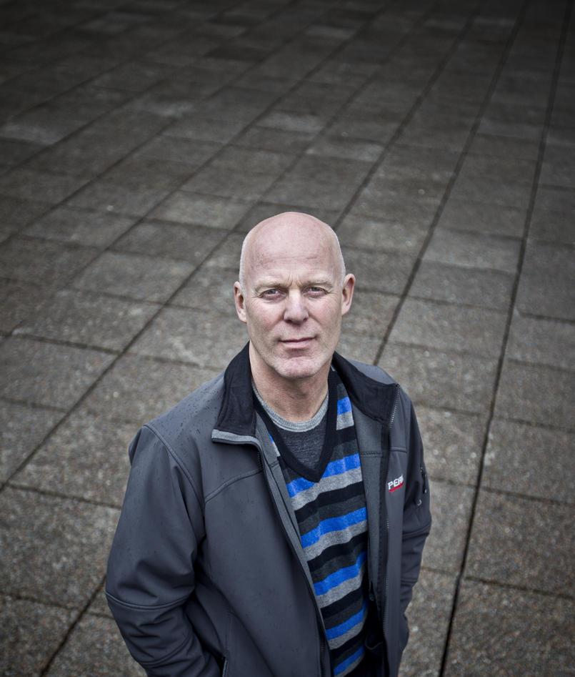 Nikolai Østgaard leder Birkeland Center for Space Science.