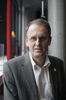 Peter M. Haugan er UiB sin representant i styret på det nye Nansen-Tutu...