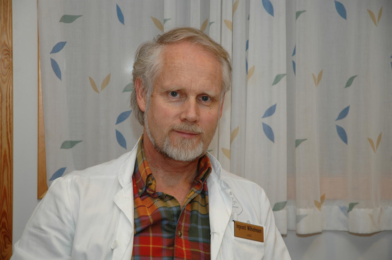 Ingvard Wilhelmsens nye bok er et oppgjør med offerrollen.
