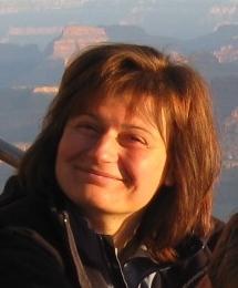 Professor Pinar Heggernes, kandidat til Universitetsstyret 2009.