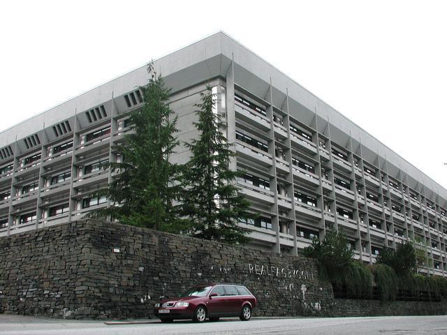 Bilde av Realfagsbygget