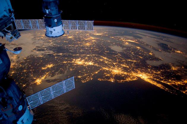 Elektriske stormer i rommet kan lage trøbbel for satellitter.
