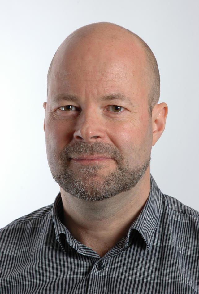 Professor Rune Jansen Hagen profilbilde