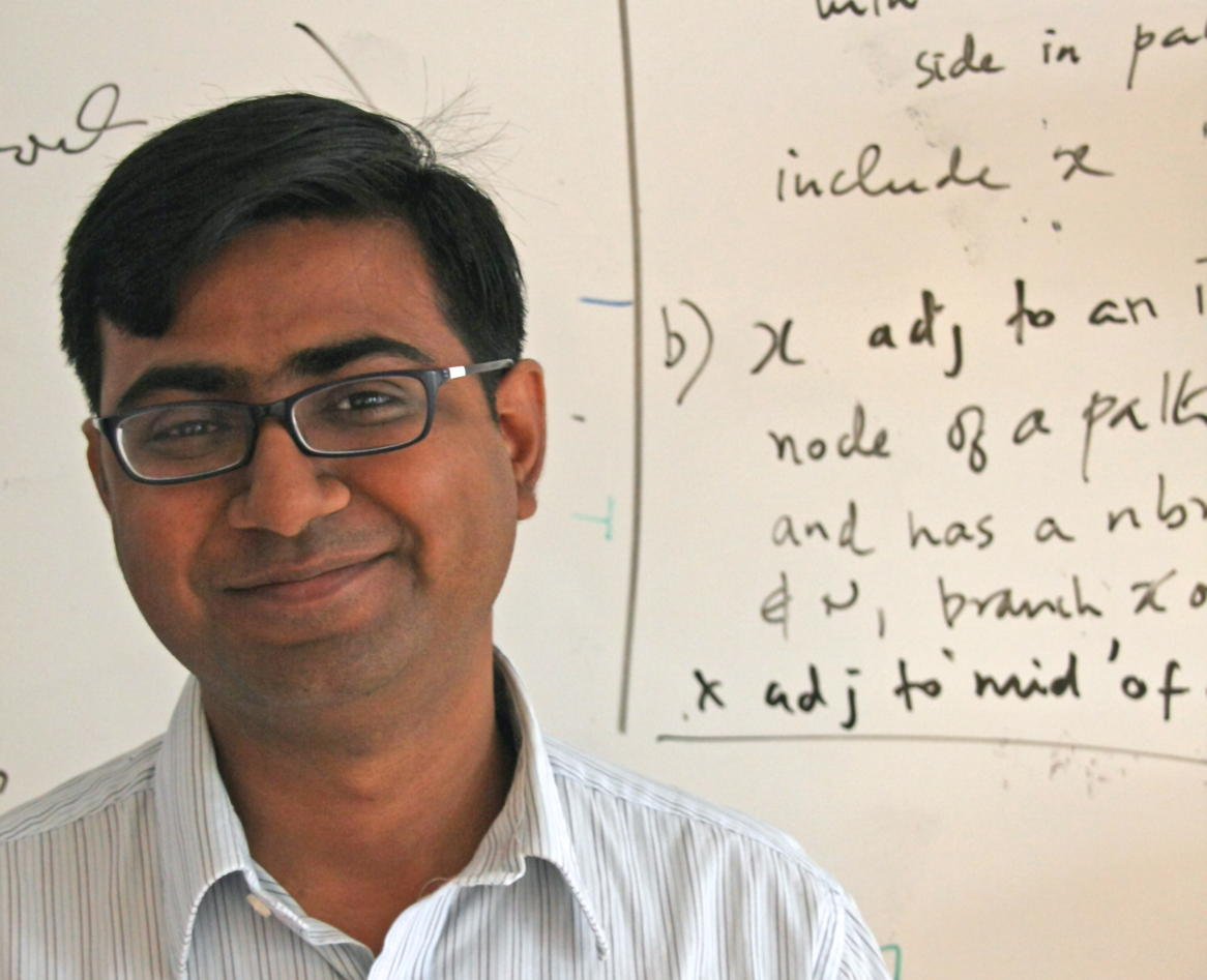 ERC Starting Grant awarded Saket Saurabh