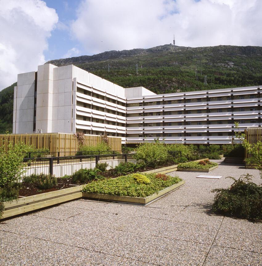 Sentralblokka, Haukeland universitetssjukehus