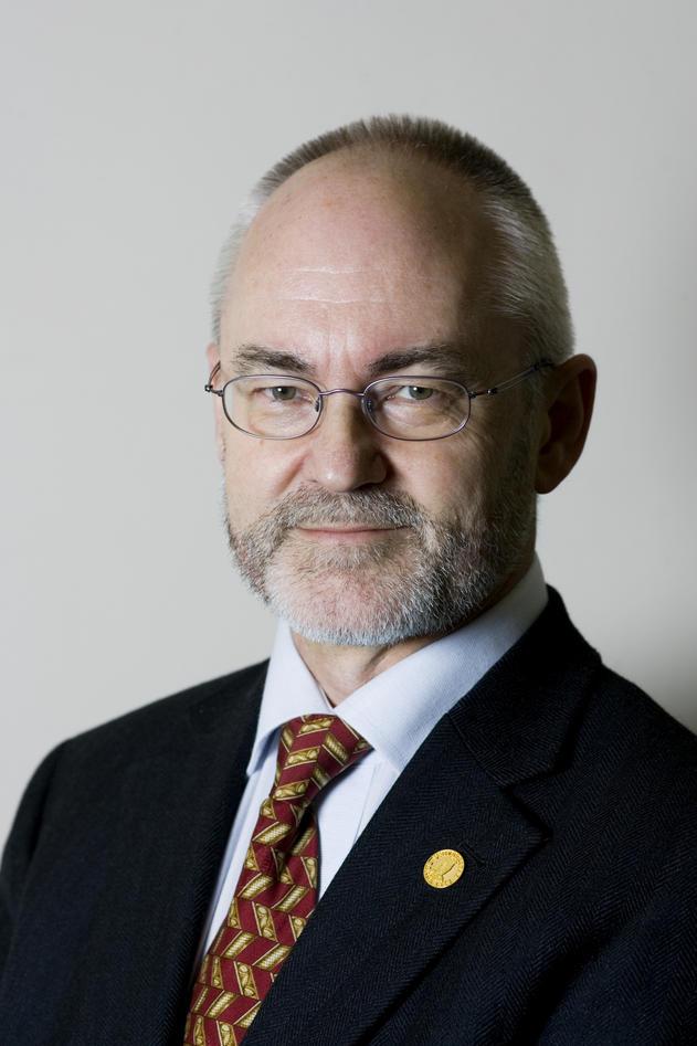 Rektor ved Universitetet i Bergen, Sigmund Grønmo