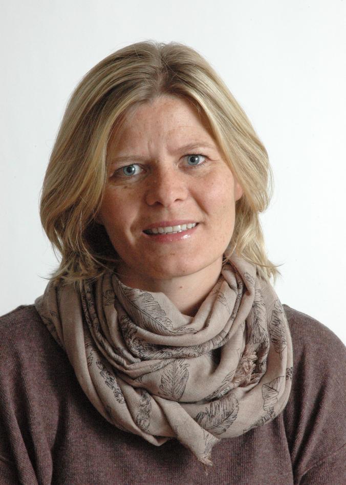 Siri Waage, postdoktor, Institutt for samfunnsmedisinske fag, UiB.
