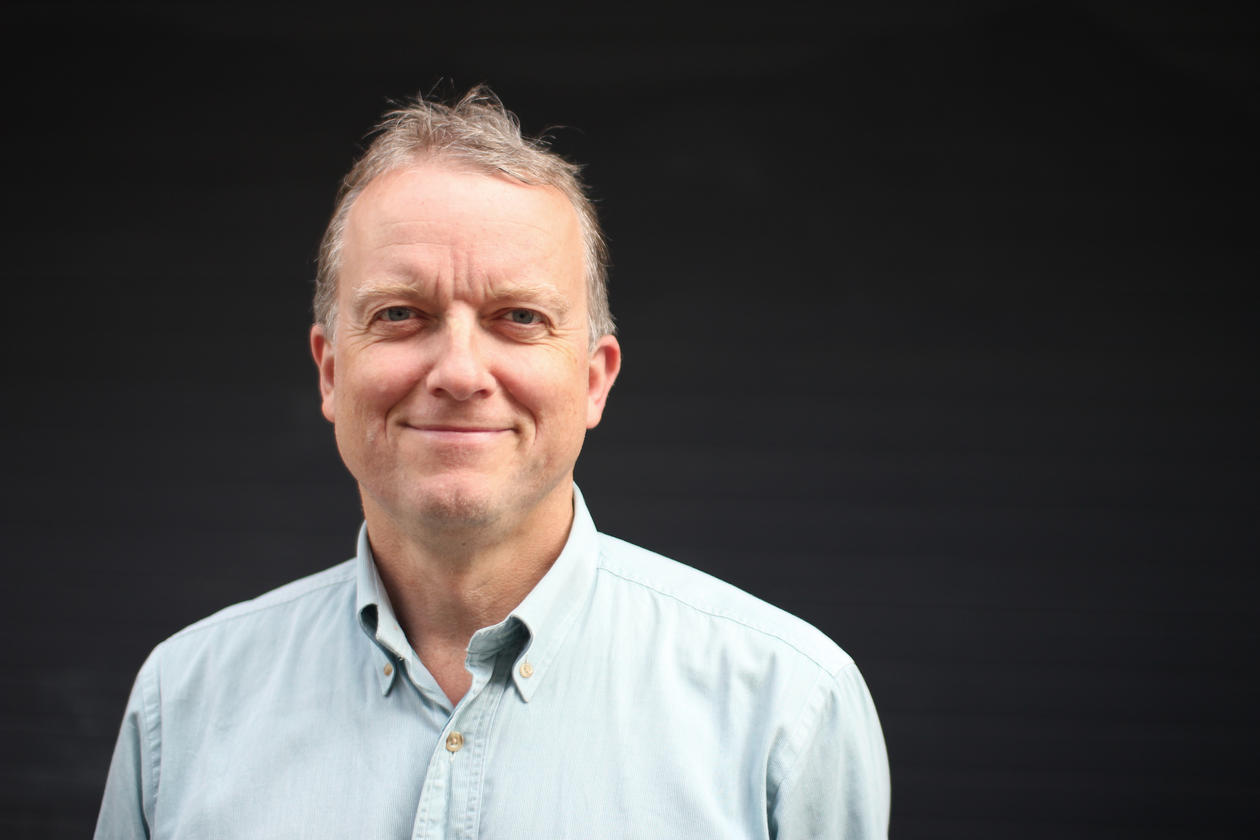 Halvor Sommerfelt leder SFF-kandidaten Centre for Intervention Science in...