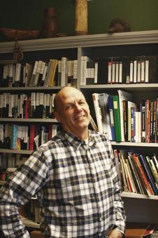 Antropolog Frode Storaas vil vise variasjonen i hvordan folk innretter seg...