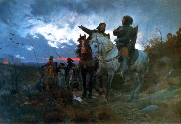 Mordet på Erik Klipping viser eit skilje i middelalderen, sidan ingen tilsto...