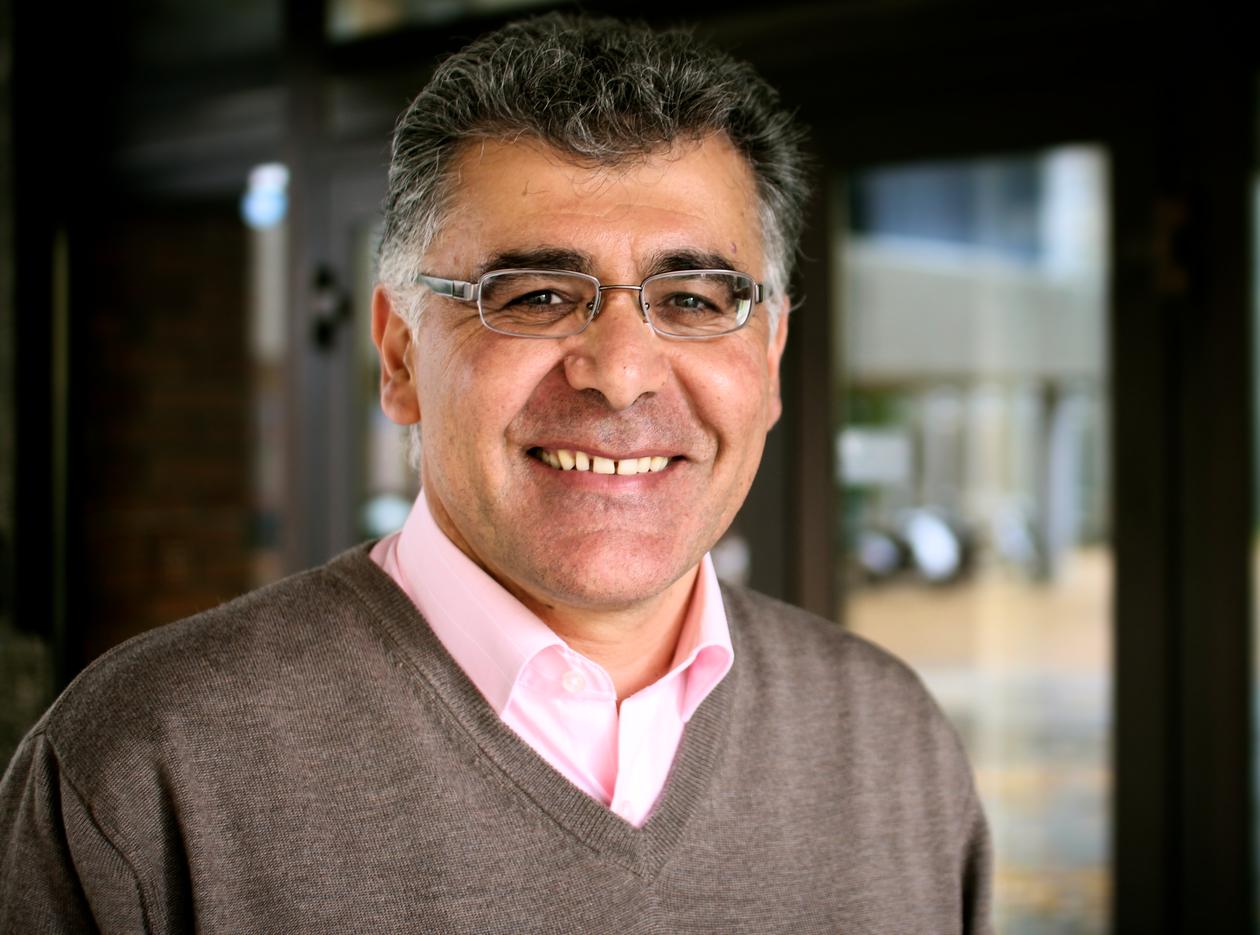 Shabo Talay, professor ved Institutt for fremmedspråk, UiB.