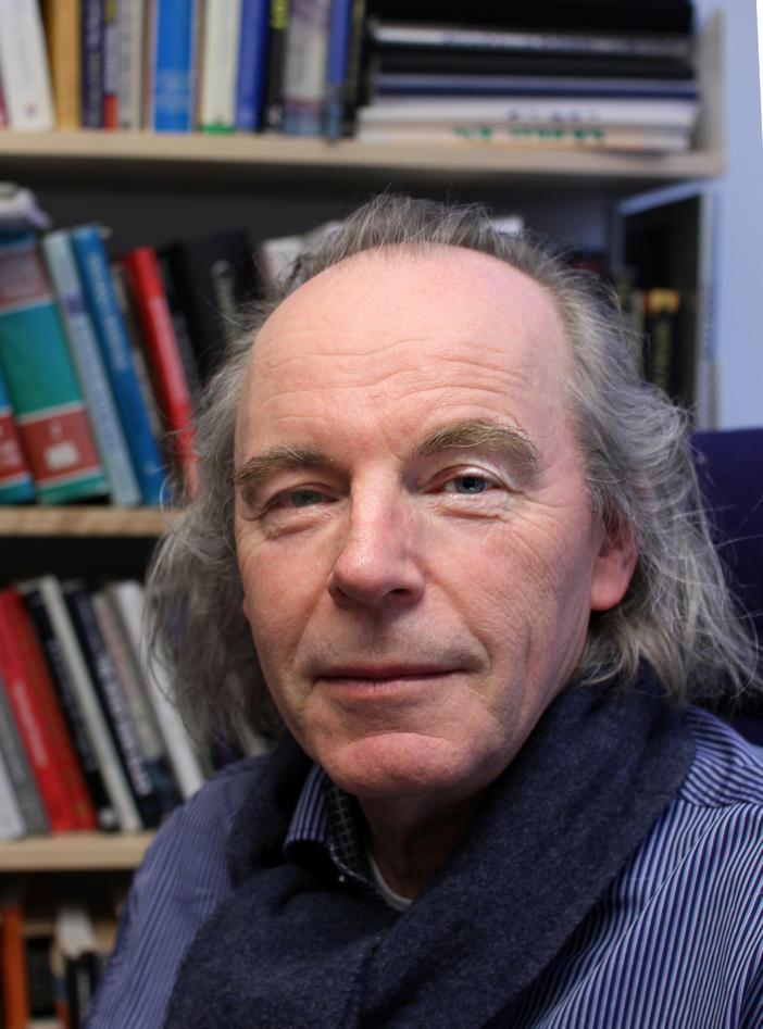 """Professor Terje Tvedt ved Institutt for geografi er forfatter av boken """"Nilen..."""