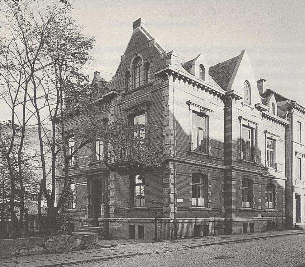 Fosswinckels gate 6-8