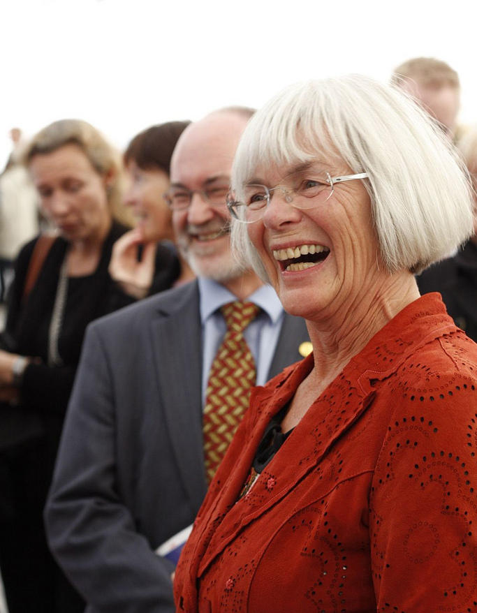 Forsknings- og høyere utdanningsminister Tora Aasland kjem til UiB og Det...