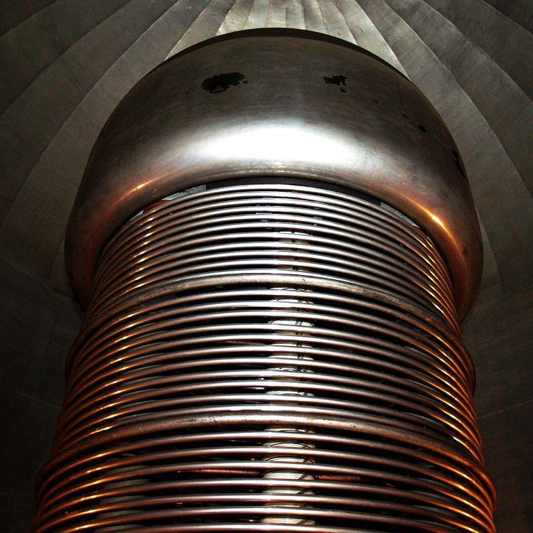 van de Graaf-generatoren ved Instiutt for fysikk og teknologi