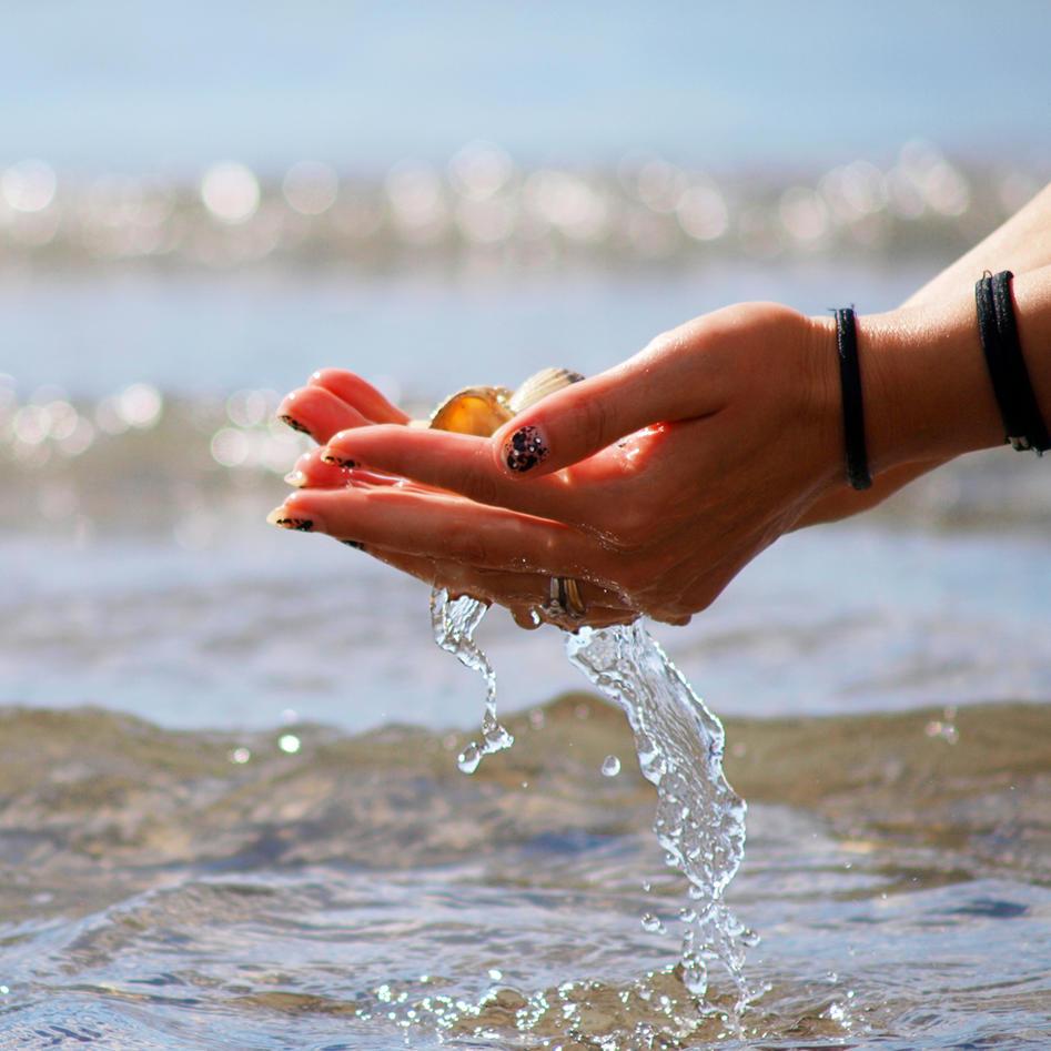 Vatnet er den einaste ressursen alle samfunn til alle tider har vore nøydde...