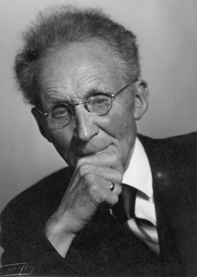 Vilhelm Bjerknes ca 1944