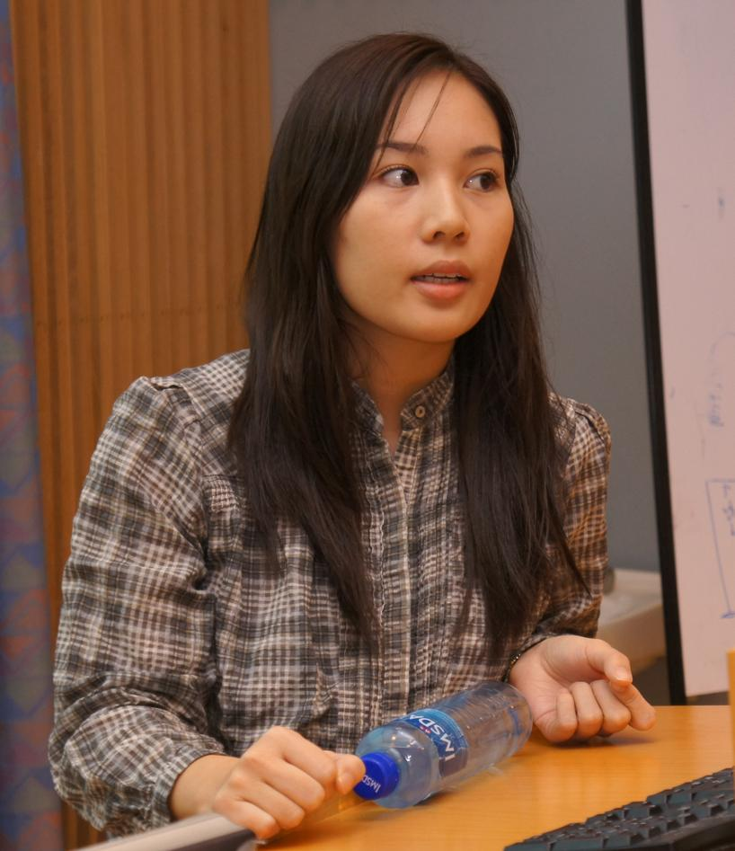 Victoria Huynh shared her experience from Monash University in Melbourne.