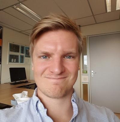 Karl Emil Sandvik Bohne har en bachelor- og mastergrad i fysikk fra UiB. Nå er han trainee hos European Space Agency.
