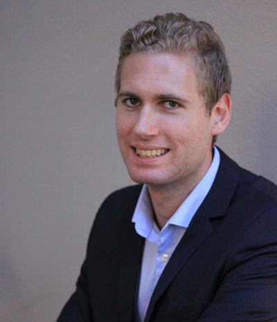 André Flesland HR-trainee
