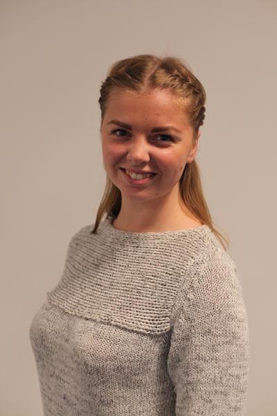 pedagogikkstudent Ane Randulff