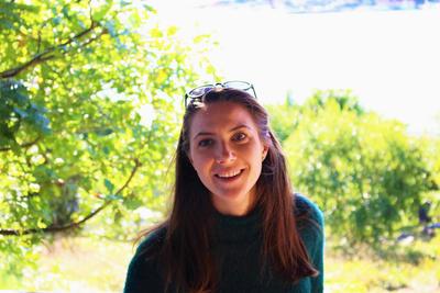 Masterstudent i psykologi Annika Rødeseike