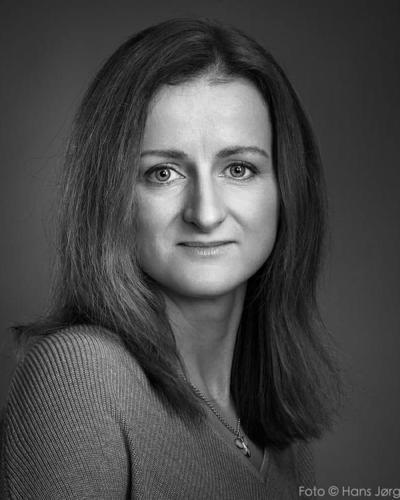 Portrett av forskergruppeleder Camilla Bernt