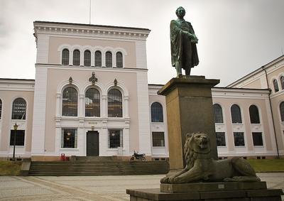 Statuen av Wilhelm Christie