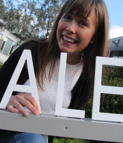 Tidlegare student Hanne Marie Molde