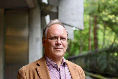 Jarl Giske, marin dekan ved Universitetet i Bergen