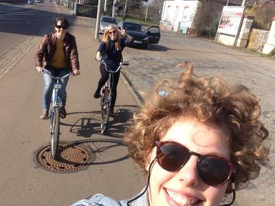 Bilde av utvekslingsstudent Birgitte Gogstad