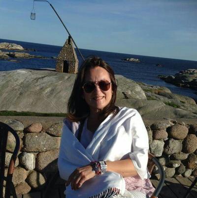Nettspanskstudent Mari Carmen Nicolas Grane