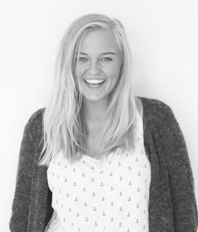 Portrettbilde av Mari Eidsvåg, bachelorstudent