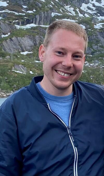 Bilde av Erlend Søbye Grønvold
