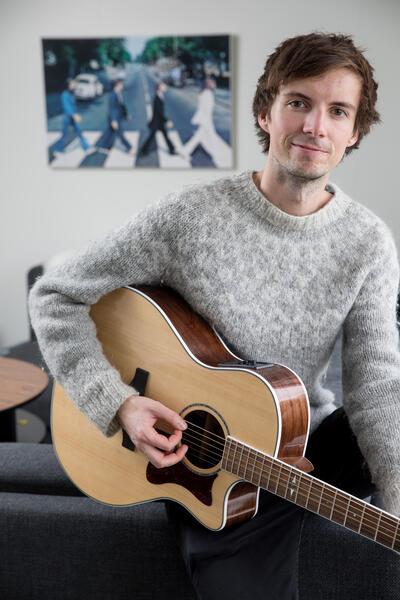 Alexander Bjotveit, Musikkterapeut