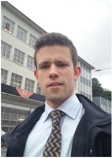 Johan har studert fysikk på UiB. Nå jobber han som medisinsk fysiker på Universitetssykehuset i Nord-Norge