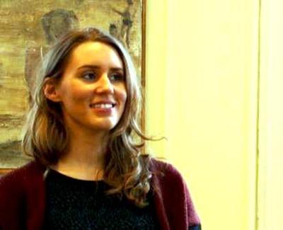 Studenten Kari Meidell Sjule