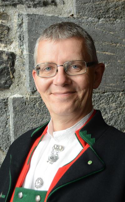 Visedekan Arne Tjølsen