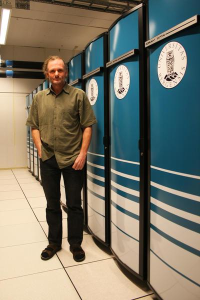 Magne Haveraasen er professor på Institutt for Informatikk, og skal lede...