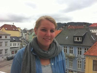 Ida Steffensen, leiar av Fagutvalget ved institutt for geografi.