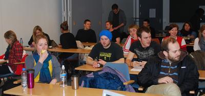 Mange studenter er interessert i utveksling til Midtøsten