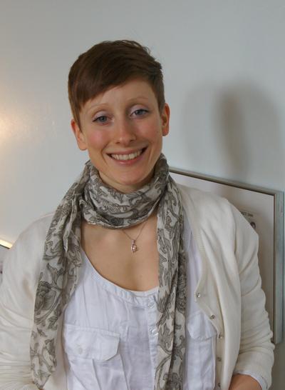 Psykologstudent Mia Henriksen er svært nøgd med stipendordninga og planlegg...